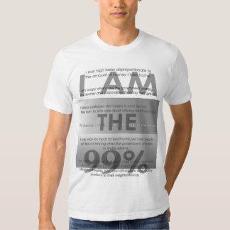 I Am the 99 Percent T Shirts