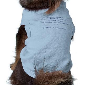I am the best friend its… sleeveless dog shirt