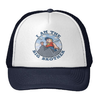I Am the Big Brother Trucker Hats