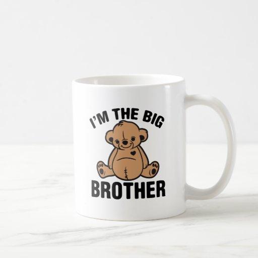 I am the big brother mugs