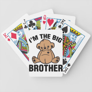 I am the big brother card deck