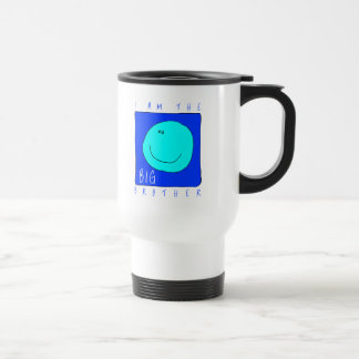 I Am The Big Brother Stainless Steel Travel Mug