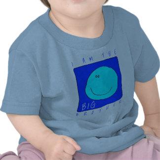 I Am The Big Brother T-Shirt Tee Shirt