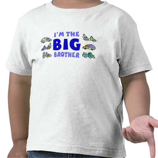I am the Big Brother Tees