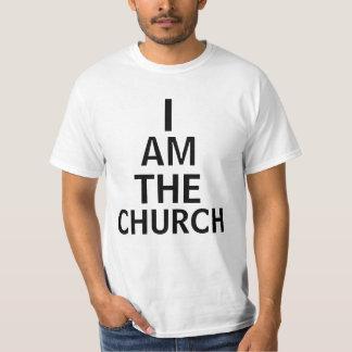 I AM THE CHURCH T-Shirt