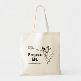 I am the Cleaning Fairy Tote Bag