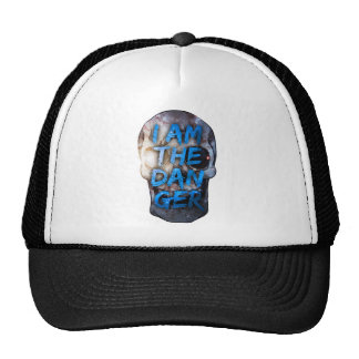 I AM THE DANGER HATS