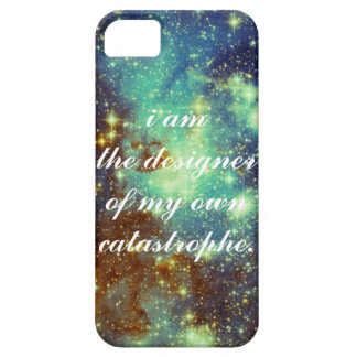 I am the Designer of my own Catastrohpe iPhone 5 Case