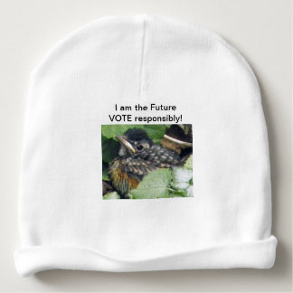 I am the Future! Baby Beanie