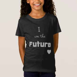 I am the Future trendy modern T-Shirt