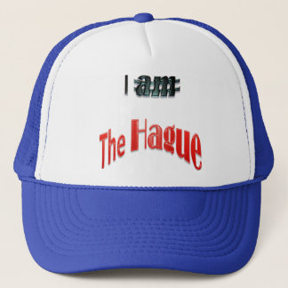 I am the Hague Trucker Hat
