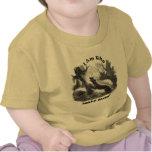 I Am The Honey Badger T-shirt
