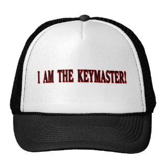 I am The Keymaster! Mesh Hat
