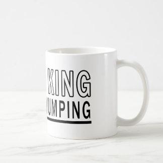 I Am The King Of Base Jumping Coffee Mug