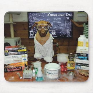 I am The Knowledge Dog genuine original Mouse Pad