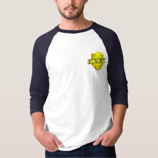 I Am The Law! T-shirts