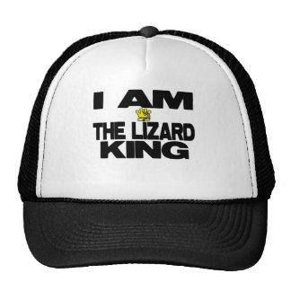 I Am The Lizard King Cap