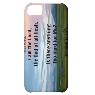 I am the Lord case iPhone 5C Cases