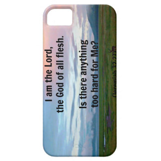 I am the Lord case iPhone 5 Case