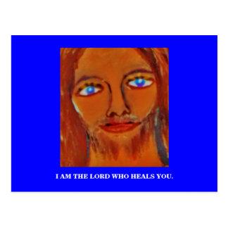 I AM THE LORD POSTCARD