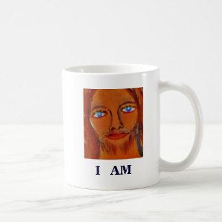 I AM (THE LORD WHO HEALS YOU) BASIC WHITE MUG