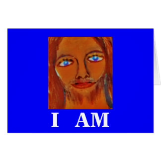 I AM (THE LORD WHO HEALS YOU) GREETING CARD