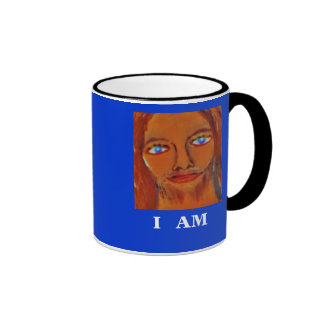 I AM (THE LORD WHO HEALS YOU) RINGER MUG