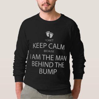 I am the man behind the bump sweatshirt