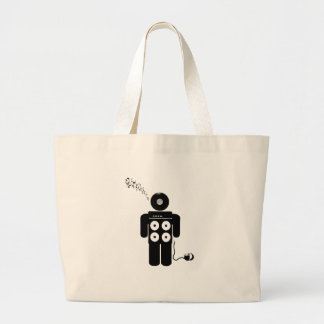 I Am The Music Man... Tote Bags