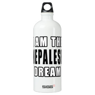 I am the Nepalese Dream SIGG Traveller 1.0L Water Bottle