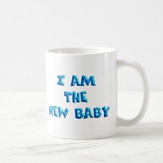 I am the New Baby boy Coffee Mug