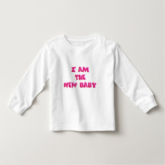 I am the New Baby Shirt