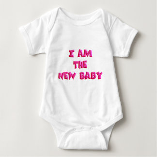 I am the New Baby T Shirts