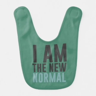 I am the new normal bibs