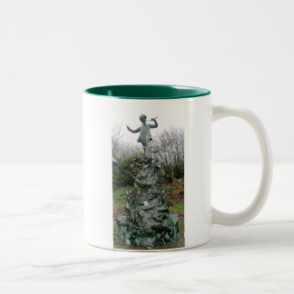 I am The Pan Coffee Mugs
