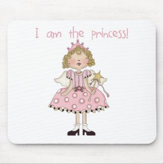 I am the Princess Mouse Mat