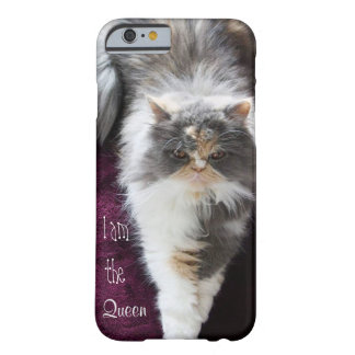 I am the Queen - Iphone case Barely There iPhone 6 Case