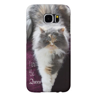 I am the Queen - Samsung case Samsung Galaxy S6 Cases