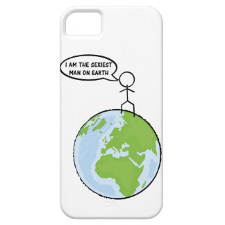i am the sexiest man on earth iPhone 5 cases