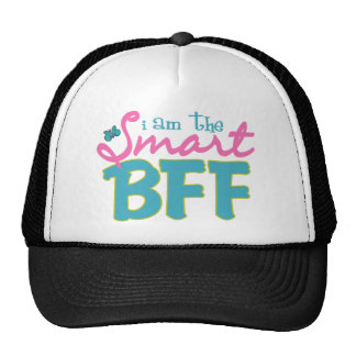 I am the Smart BFF Hat