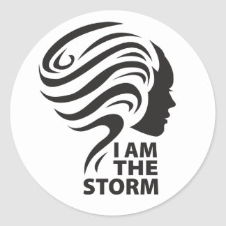 I am the Storm stickers