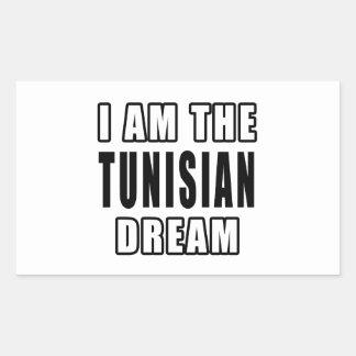 I am the Tunisian Dream Sticker