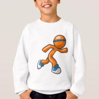 I am The Virtual Runner Sweatshirt