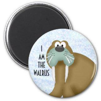 I am the Walrus Magnet