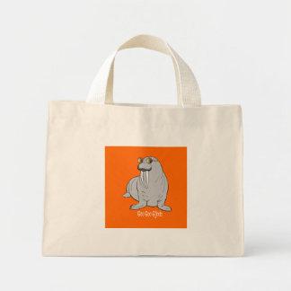 I am the Walrus Mini Tote Bag