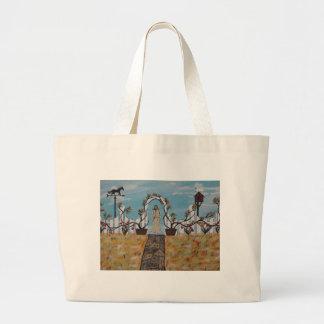 I  Am The Way Jumbo Tote Bag