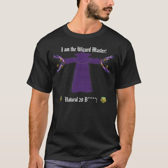 I am the Wizard Master T-shirt