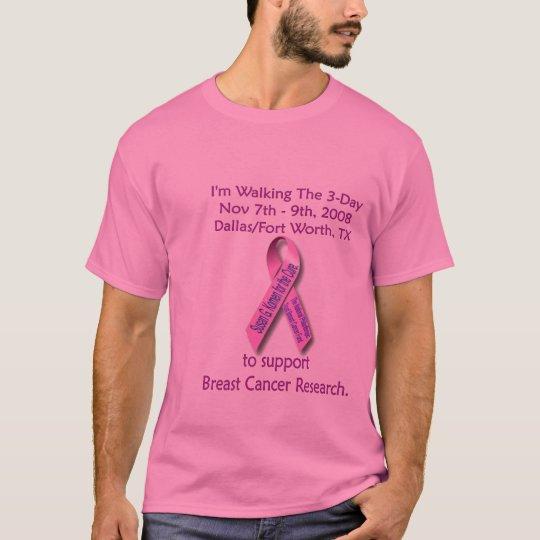I am walking Dallas Fort Worth 2 T-Shirt