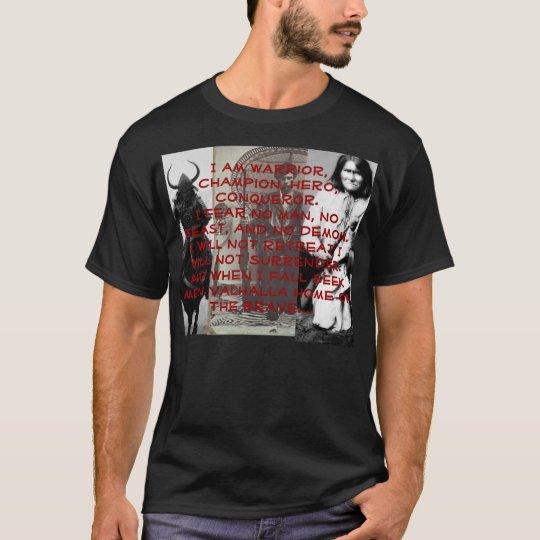 I AM WARRIOR T-Shirt