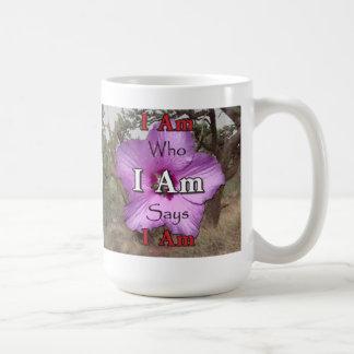 I Am Who I Am Says I Am Mug II